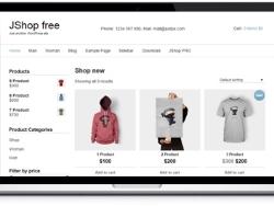 T-shirt Shop 250x188