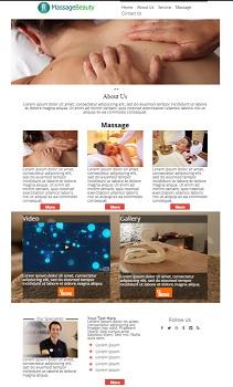 massage theme