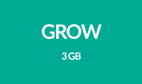 Grow 3GB
