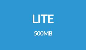 Lite 500MB