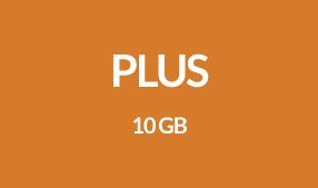 PLUS 10GB